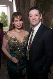 Karina and Carlos Barbieri
