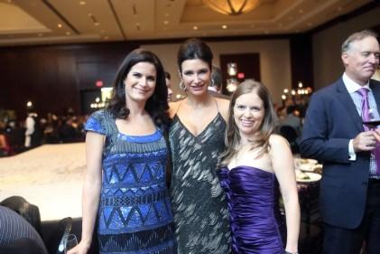 Katarina Tehlirian, Melissa Mithoff and Luba Bigman