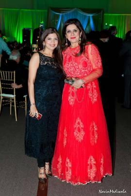 Salima Merchant and Anjali Khanna