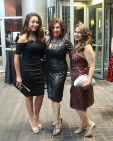 Nancy Almodovar, Debbie Festari, Ruchi Mukherjee