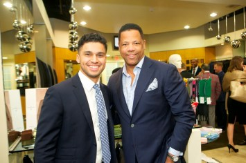 JR Marquez and Grayland Noah