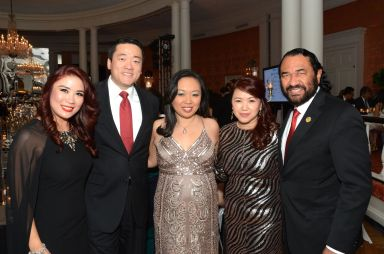 Christina Zhou_State Rep Gene_Wu_Miya Shay_Tammy Tran NguyenCongressman Al Green_Photos by Rovo