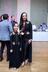 Nevin Noorani with her daughter