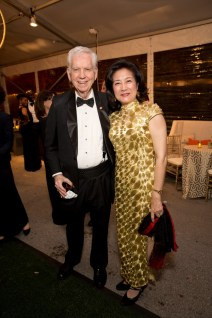 Charles and Lily Chen Foster
