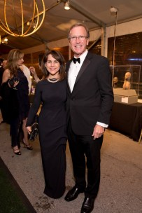 Marie and Neil Bush