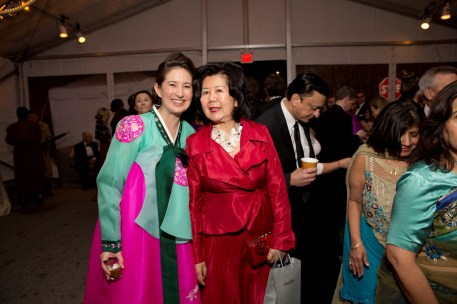 Patsy Yoon Brown and Miwa Sakashita