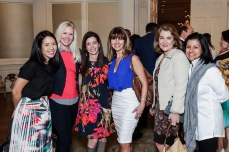Sophia Ou, Megan Nicodemus, Pracy Pesikoff, Monica Smith, Jean Beach, Margie Sanders