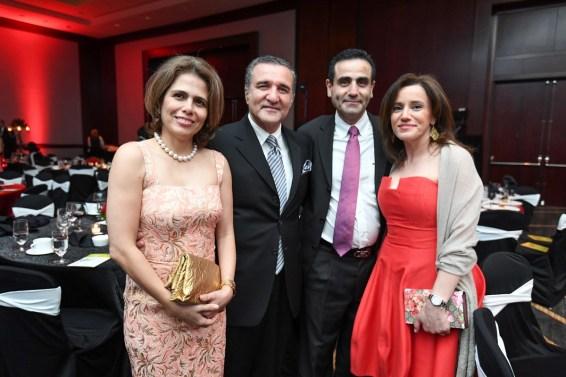 Fariba and Iraj Taghi and Dr.Alfred and Loretta Maksoud