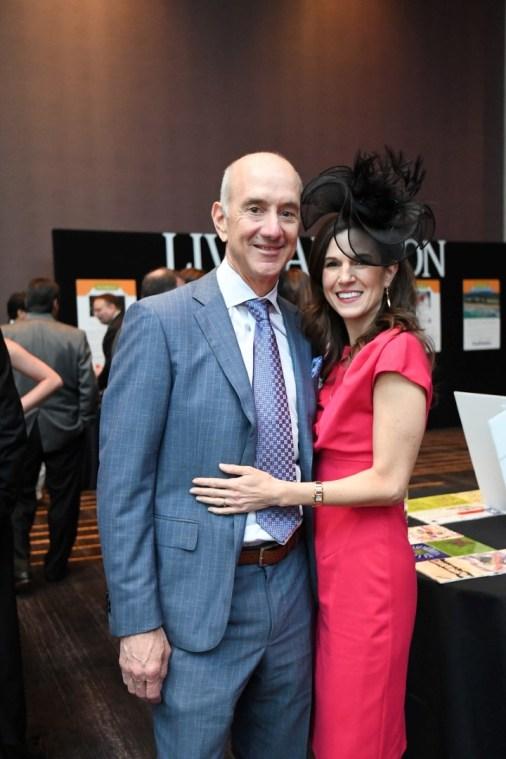 Ken and Kristi Breaux