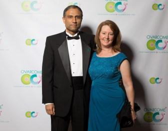 Dr. Anil Sood & Kelly Sood