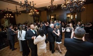 Ovarcome Gala ballroom
