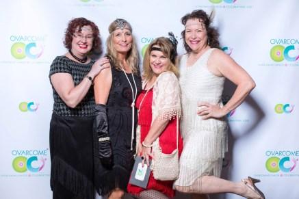 Sharon Secretan, Vicki Miller, Cindy Wendling and Sandy Miller
