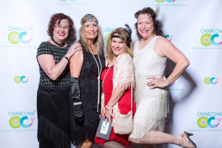 Sharon Secretan, Vicki Miller, Cindy Wendling and Sandy Miller