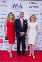 Tania Demeris, Robert Hiliker, Marilyn Smith
