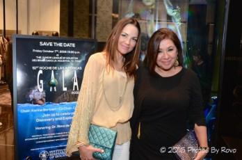 Laurel Ross and Debbie Festari