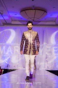 Omar Sayeed Extravagant Fashion Show Stole Many Hearts at DIL Annual Gala