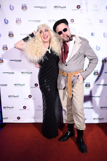 Lily Paxson and Greg Harrison - Photo by Daniel Ortiz
