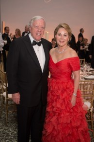 Rich and Nancy Kinder; Photo by Wilson Parish