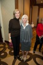 Nora Ackerly; Lisa Kline; Photo by Emile C. Browne