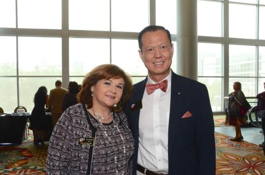 Sandra Liu, Eric Liu