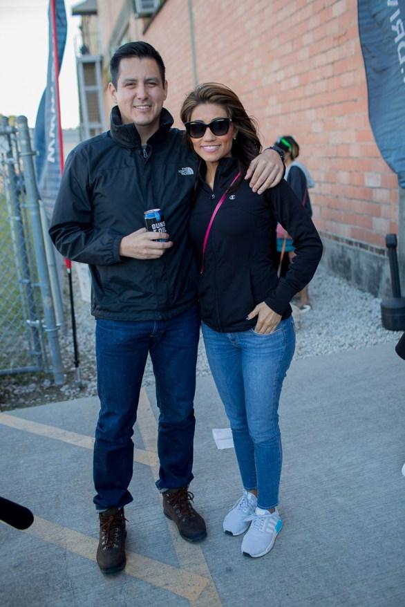 Sergio Selvera & Rita Garcia