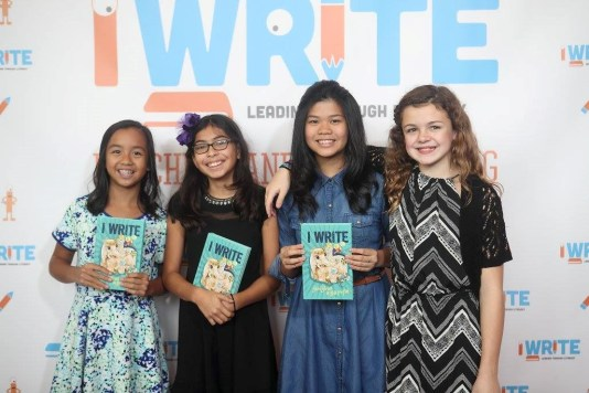 Students at iWrite