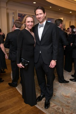 Kaitlyn and Michael Scheurich; Photo by Michelle Watson