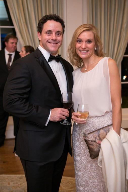 Robert and Laura Fullick; Photo by Michelle Watson