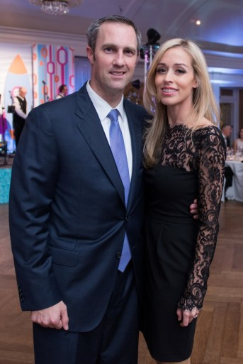 Walker and Shanell Moody; Photo by Michelle Watson