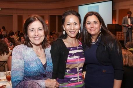 Andrea White, Y. Ping Sun, Zeina Fares