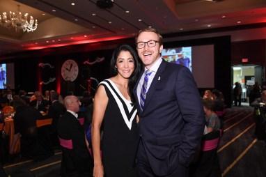 Laura and Dr. Mark Hobeika