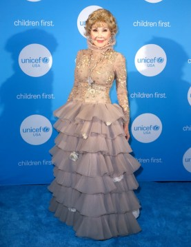HOUSTON, TX - MAY 24: The Honorable Joanne King Herring Honorary Chair at the fourth annual UNICEF Audrey Hepburn® Society Ball on May 24, 2017 in Houston, Texas. (Photo by Bob Levey/Getty Images for UNICEF)