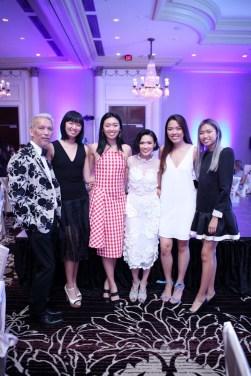 Marc, Lauren, Chloe, Duyen, Misha & Anais Nguyen