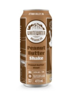 Whitewater Brewing Co. Peanut Butter Shake