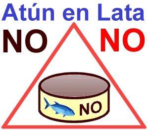 No consumir Atún en Lata