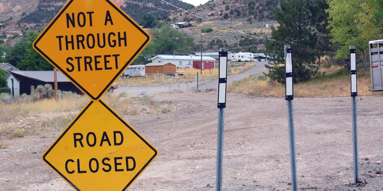 Residents frustrated with Frenchie Road changes
