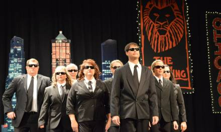 Little off Broadway lights up Panaca stage