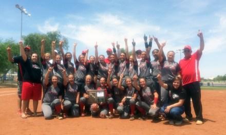Lincoln County softball team wins fourth straight league title