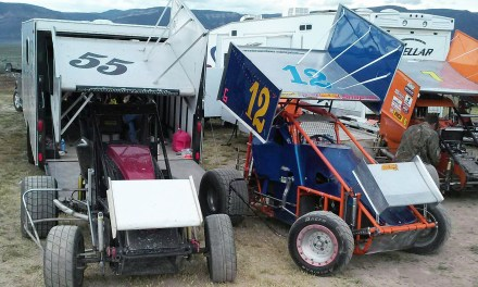 Local racing team to compete