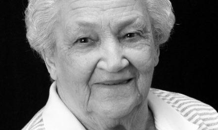June Ione Shumway Hosier