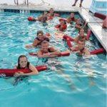 Swimming Pool in Caliente has Good Year