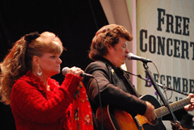 Johnny Cash and June Carter tribute show coming to the Opera House