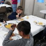 Church Hosts Pancake Dinner