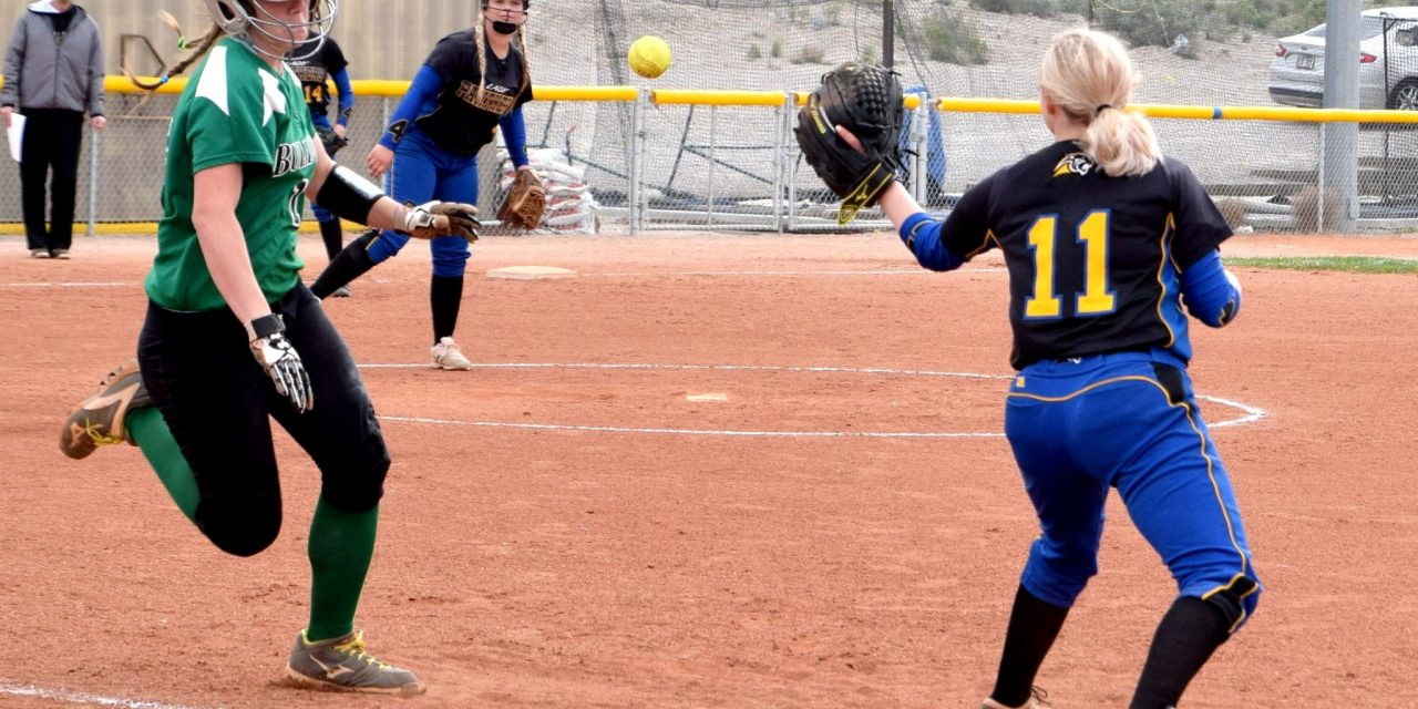 Panther girls win high scoring affair