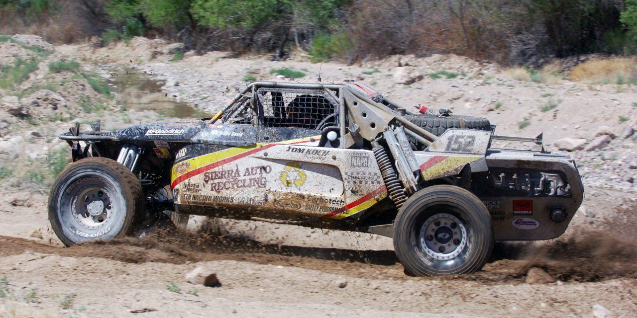 Class One charger Joe David wins Knotty Pine 250
