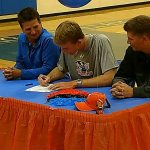 Pvhs Hoops Star Signs College Letter of Intent
