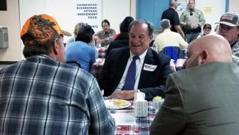State Treasurer Visits Caliente as Part of Gubernatorial Campaign