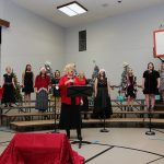 School Choir's Perform Winter Concert at PVHS
