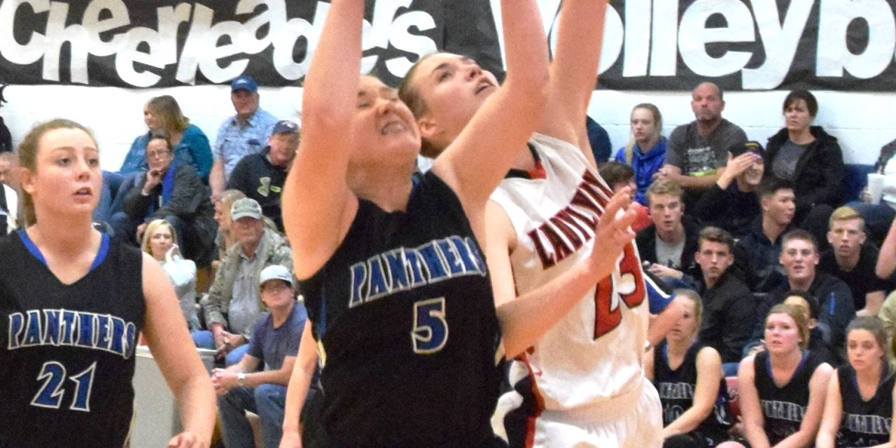 Lady Panthers Begin League Play