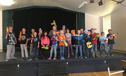 Pioche Chamber of Commerce Holds Nerf War Fundraiser
